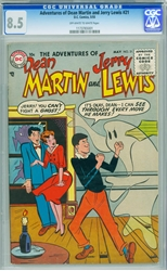 Picture of Adventures of Dean Martin & Jerry Lewis #21