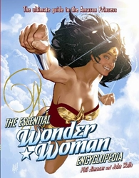 Picture of Essential Wonder Woman Encyclopedia HC