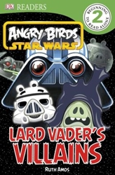 Picture of DK Readers Level 2 Angry Birds Star Wars Lard Vader's Villains