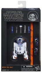 """Picture of Star Wars Black Series 6"""" R2-D2 #04 Action Figure"""