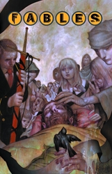 Picture of Fables Vol 08 HC Deluxe Edition