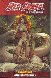 Picture of Red Sonja Omnibus Vol 01 SC
