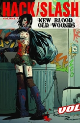 Picture of Hack/Slash Vol 07 SC New Blood, Old Wounds