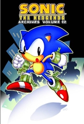 Picture of Sonic the Hedgehog Archives Vol 12 SC