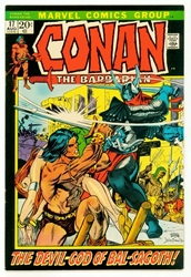 Picture of Conan the Barbarian #17