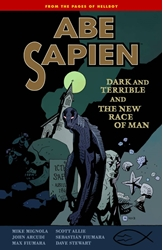 Picture of Abe Sapien TP VOL 03 Dark Terrible New Race Man