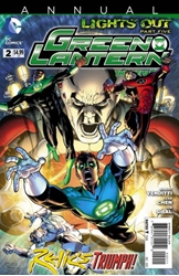 Picture of Green Lantern (2011) Annual #2