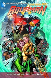 Picture of Aquaman (2011) TP VOL 02 Others