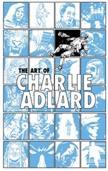 Picture of Art of Charlie Adlard HC