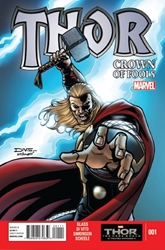 Picture of Thor Crown of Fools #1