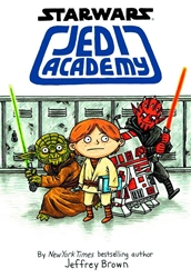 Picture of Star Wars Jedi Academy Vol 01 HC