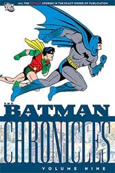 Picture of Batman Chronicles Vol 09 SC