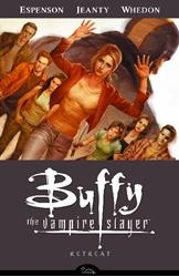 Picture of Buffy the Vampire Slayer Season 8 TP VOL 06 Retreat