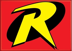 Picture of Robin Logo Magnet