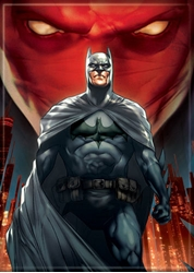 Picture of Batman Under the Red Hood Magnet