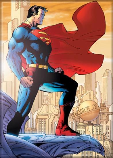 supermanmetropolismagnet