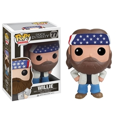 Picture of Pop Television Duck Dynasty Willie Robertson Vinyl Figure