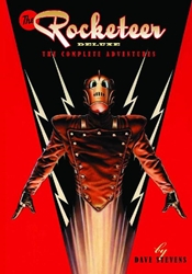Picture of Rocketeer Complete Adventures Deluxe Editon Hardcover
