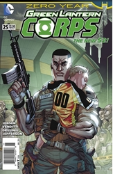 Picture of Green Lantern Corps (2011) #25