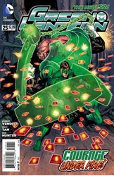 Picture of Green Lantern (2011) #25