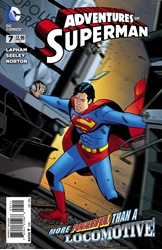 Picture of Adventures of Superman (2013) #7