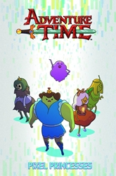 Picture of Adventure Time GN VOL 02 Pixel Princesses
