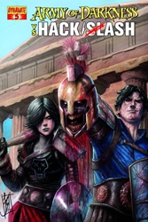 Picture of Army of Darkness vs Hack/Slash #5