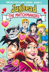 Picture of Archie New Look Series Vol 02 SC Jughead the Matchmakers