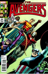 Picture of Avengers (2013) #19 Avengers Through the Decades 80s Cover