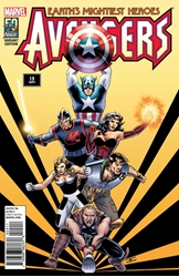 Picture of Avengers (2013) #19 Avengers Through the Decades 90s Cover