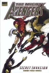 Picture of Mighty Avengers Vol 04 HC Secret Invasion Book 02