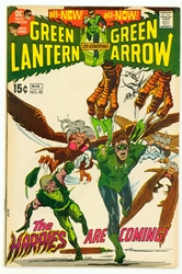 Picture of Green Lantern (1960) #82