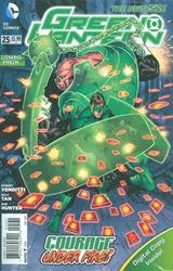 Picture of Green Lantern (2011) #25 Combo Pack