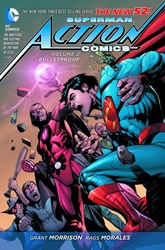 Picture of Action Comics (2011) Vol 02 SC Bulletproof