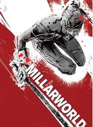 Picture of Art of Millarworld HC