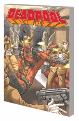 Picture of Deadpool Classic Vol 09 SC