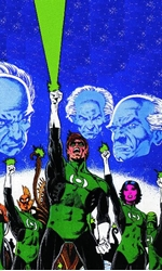 Picture of Tales of the Green Lantern Corps Vol 01 SC