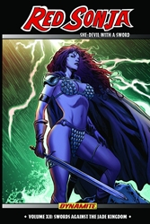 Picture of Red Sonja (2005) Vol 12 SC Swords Against Jade Kingdom