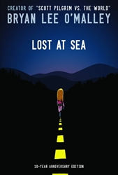 Picture of Lost at Sea HC