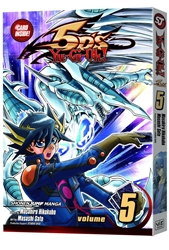 Picture of Yu-Gi-Oh! 5Ds Vol 05 SC