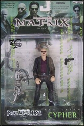 Picture of Matrix Cypher Figure