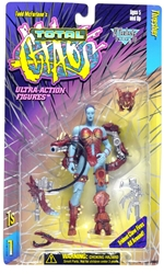 Picture of Total Chaos Series 1 Thresher Ultra Action Figure