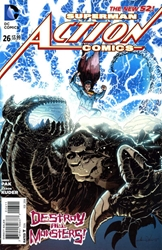 Picture of Action Comics (2011) #26