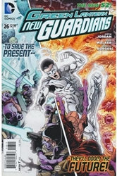 Picture of Green Lantern New Guardians #26