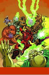 Picture of Deadpool (2013) #20