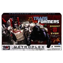 Picture of Transformers Generations Titan Class Metroplex
