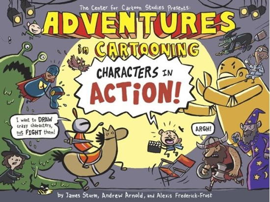 adventuresincartooningchara