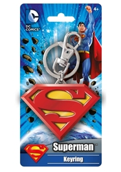 Picture of Superman Symbol Pewter Color Keyring