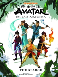 Picture of Avatar the Last Airbender Vol 02 HC Search