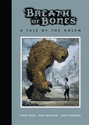 Picture of Breath of Bones a Tale of the Golem HC